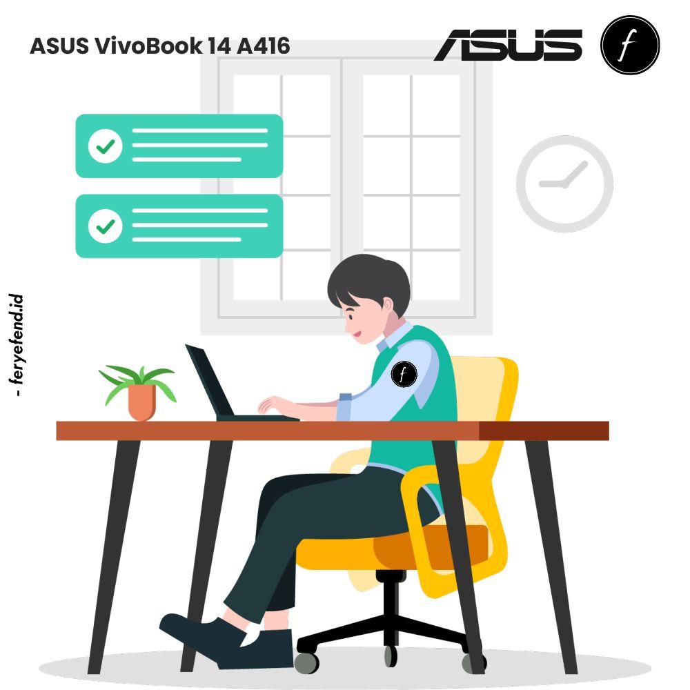 Kesimpulan ASUS VivoBook 14 A416