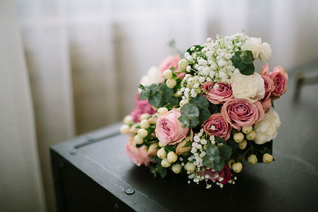 Handmade bouquet | Photography by Jessica Holleque