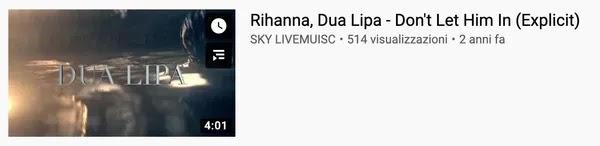 musica e video clip explicit significato