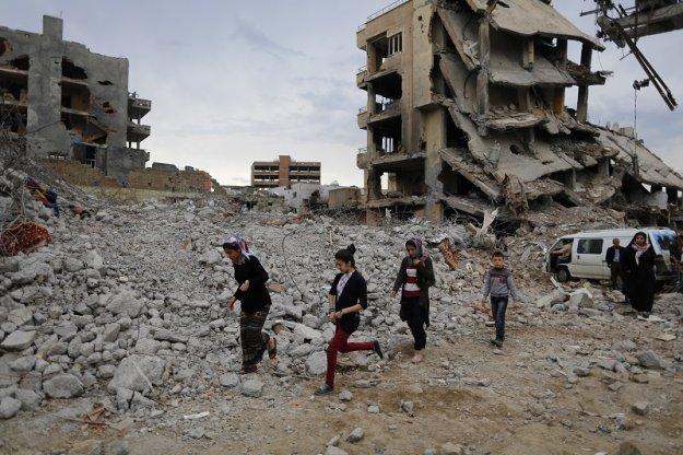 «Ανησυχία» στη Συρία μετά την απόφαση Τράμπ για αποχώρηση των αμερικανικών δυνάμεων
