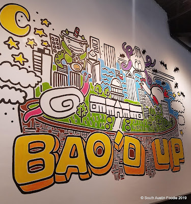 Bao'd Up Sunset Valley mural