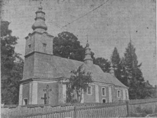 Małastów 1937