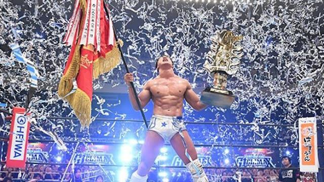 Kota Ibushi é retirado da turnê do NJPW Beginning in USA por motivos de saúde