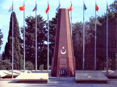 Bakü Türk Şehitliği