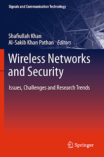 Wireless Networks and Security