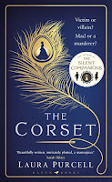 The Corset by Laura Purcell book cover