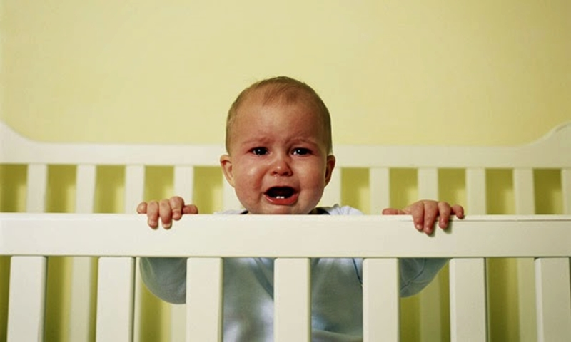 Bebeklerde Uykusuzluğun Nedeni Besin Alerjisi Olabilir