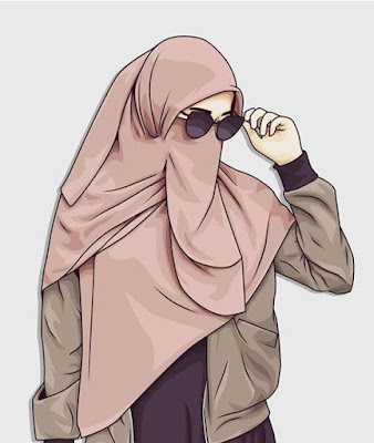 Made By Counterpoint Magazine Gambar Anime Muslimah Cute