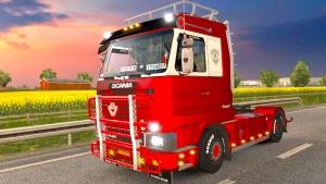 Scania 143m 3.3