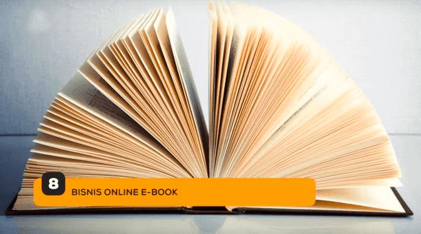 8. Bisnis Online E-Book