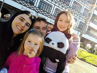 Um dia em Blumenau com Crianças