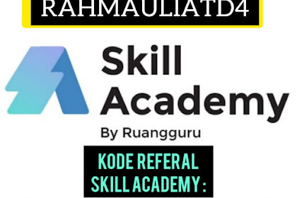 Cara Menjadi Mitra Skill Academy By Ruang Guru