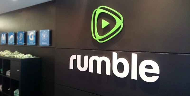 الربح من بديل اليوتيوب وبدون أي شروط - موقع Rumble