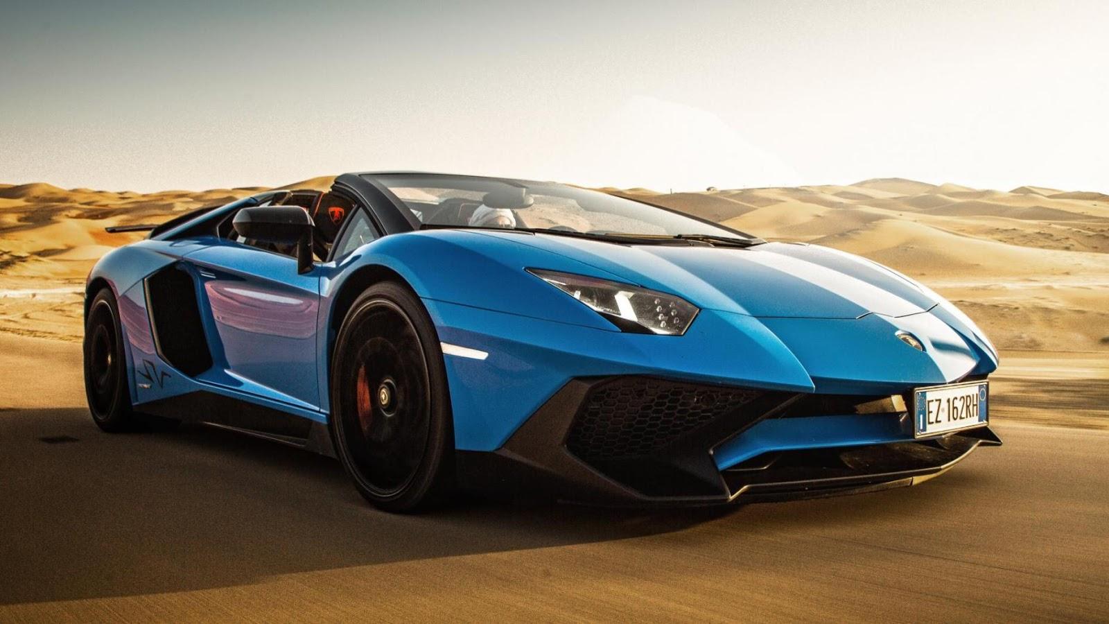 Lamborghini Aventador SV - 2,8 giây