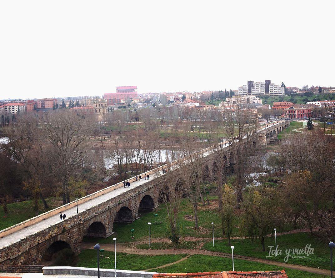 Salamanca rincones vista desde la Merced