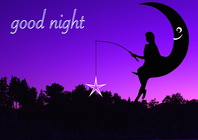goodnight images for whatsapp | free to download and shear