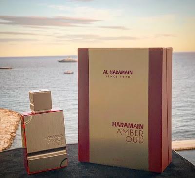 Al Haramain Amber Oud Rouge EDP унисекс парфюм