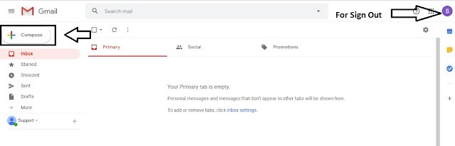Gmail पर Email ID कैसे बनाये. Email ID कैसे बनाये.