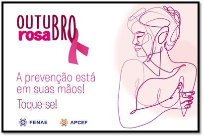 atividade campanha outubro rosa