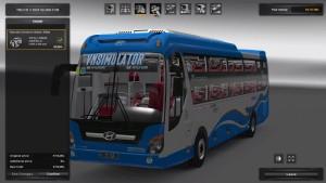 Bus - Hyundai Universe V 1.3