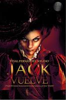 """Portada del libro """"Jack vuelve"""", de Vidal Fernández Solano"""