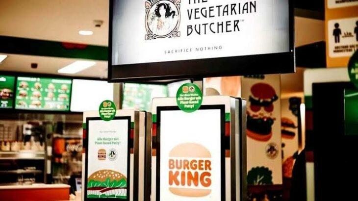 Burger King abre su primer restaurante vegetariano