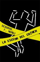portada del relato corto La escena del crimen
