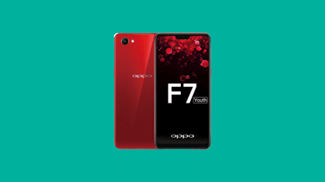 Cara Flash Oppo F7 Youth