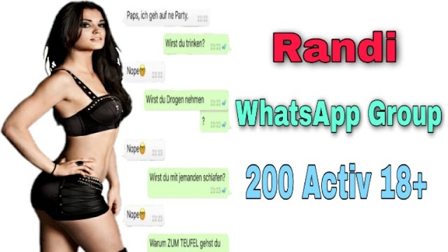 Randi Whatsapp Group Join 2020