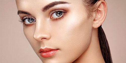 tendencias en maquillaje de rostro 2017