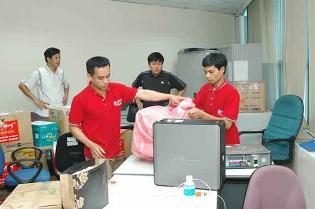 Chuyển văn phòng giá rẻ Thành Hưng