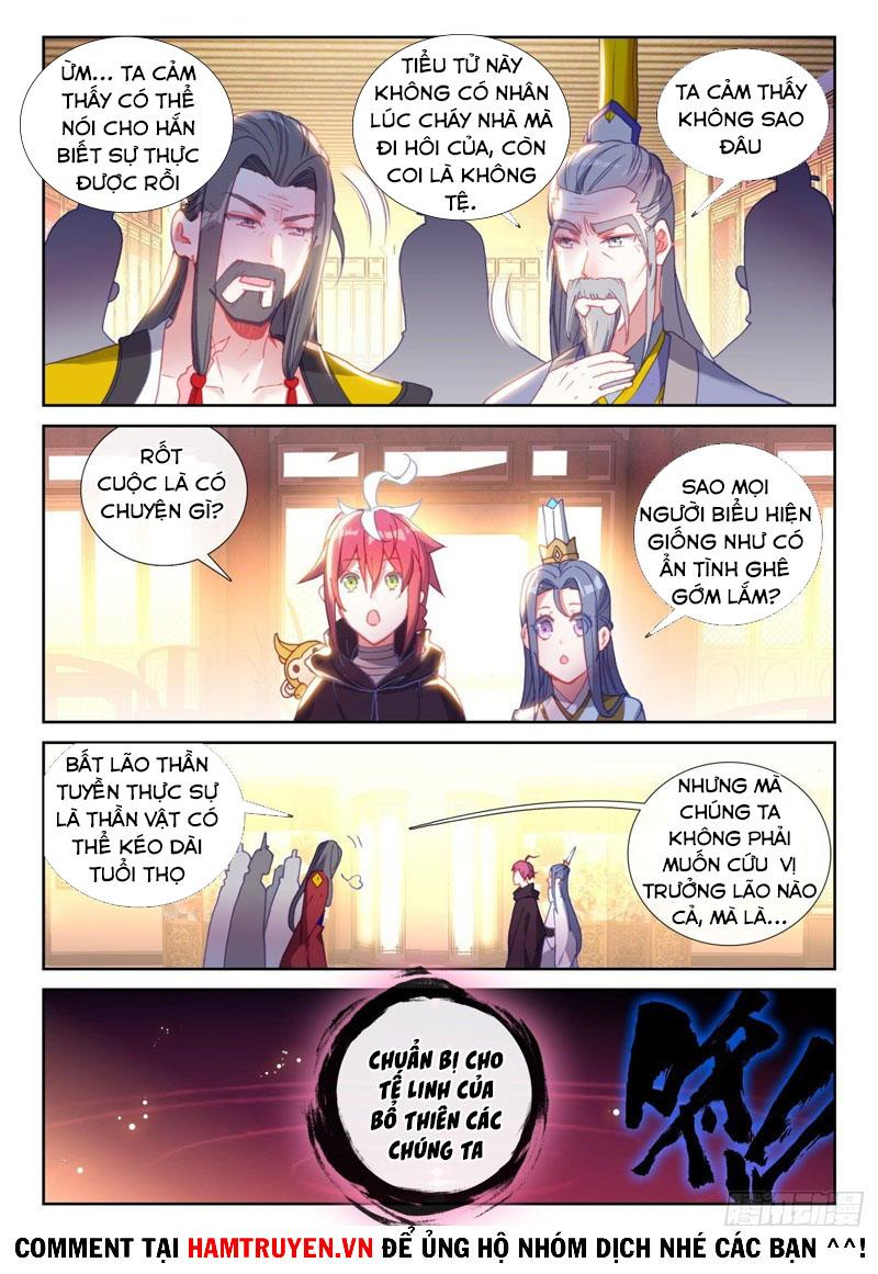 Thế Giới Hoàn Mỹ Chương 176 - Vcomic.net