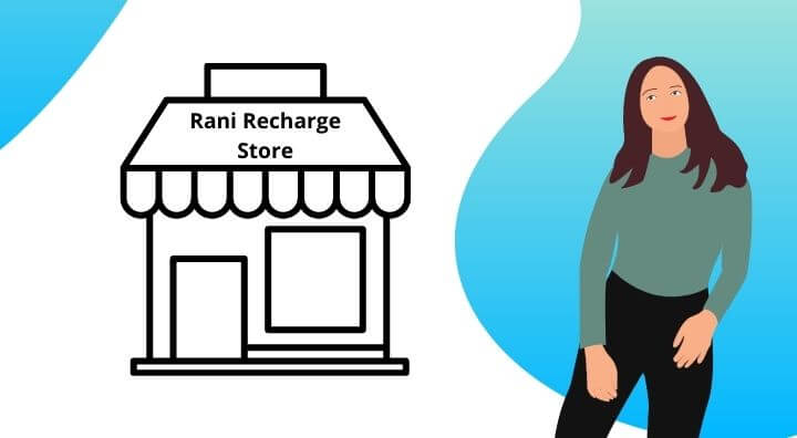 Design recharge store | recharge business store design ideas