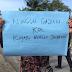 Memprihatinkan... Perangkat Desa Kecamatan Tanjung Beringin, Kabupaten Serdang Bedagai Demo Minta Bupati  Cairkan Gaji Mereka.