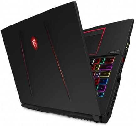 MSI GE75 Raider 8SF-032ES: portátil gaming de 17'' con gráfica NVIDIA GeForce RTX 2070 (8 GB)
