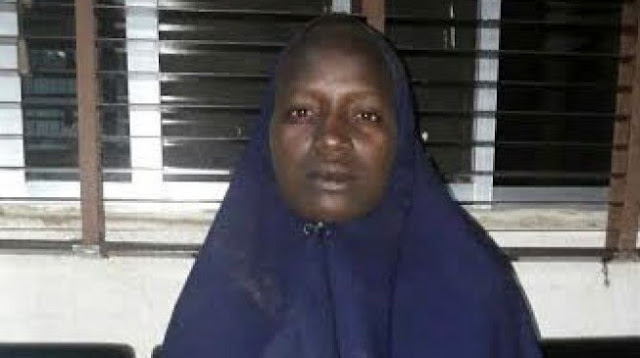 Another Chibok girl 'rescued' from captivity