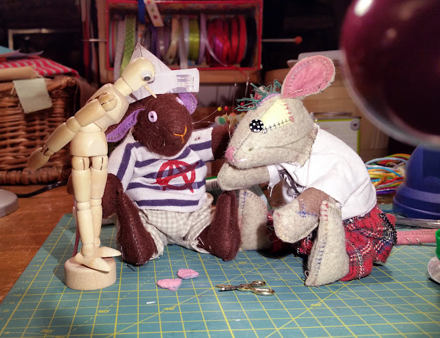 mouse, sosuris, dummy, mannequin, diy, bricolage
