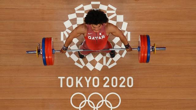 Ouro Catar Tóquio 2020