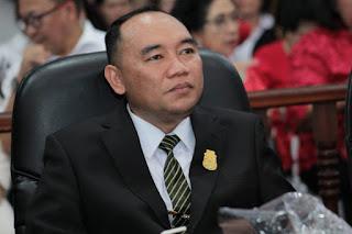 Usai di Lantik Jadi Anggota DPRD,  dr. Suyanto Yusuf Minta Do'a dari Anak Yatim