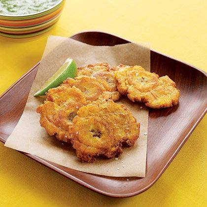 Caribbean Twice Fried Plantains Recipe