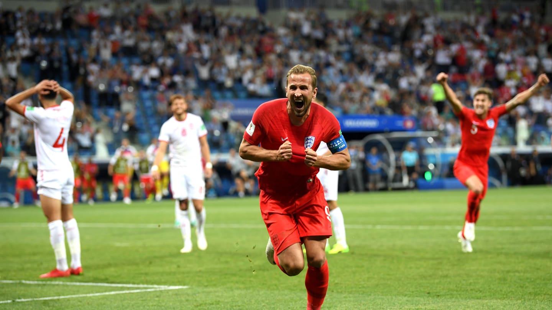 Inglaterra 2 x 1 Tunísia