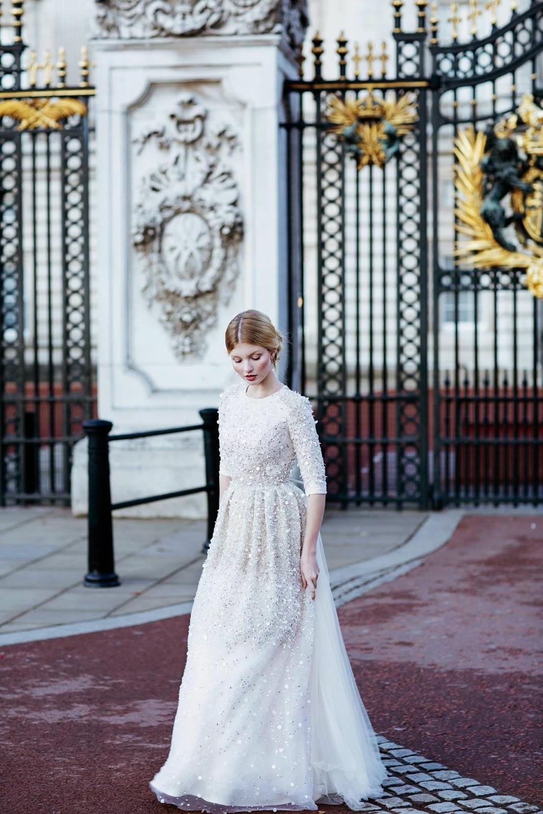 Espectaculares vestidos de novias | Colección Chana Marelus | Somos ...