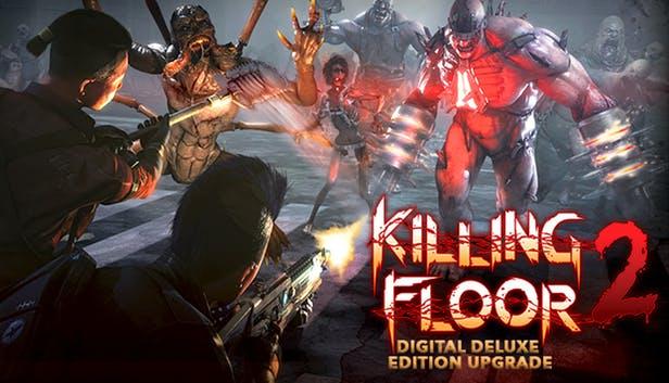 killing floor 2 Torrent Download - Digital Deluxe Edition