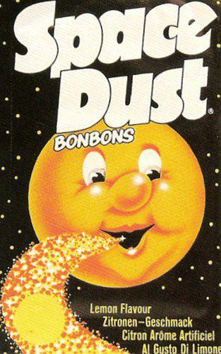 Space Dust confectionery