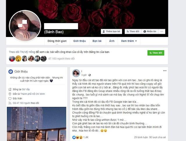 """Tìm ra Facebook và nhan sắc của hot girl """"bóc phốt"""" Anh Đức sử dụng chất cấm"""