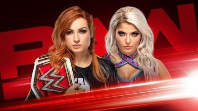 رسميا WWE تعلن عن مواجهتان قويتان وفقرة خاصة لعرض الرو المقبل