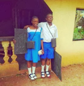 jenifa osuofia return to school