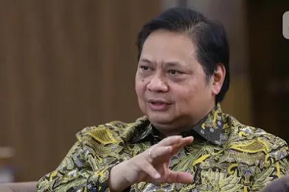 Menko Airlangga: Bank Syariah Indonesia Harus Jadi Bank Syariah Terbesar di Dunia