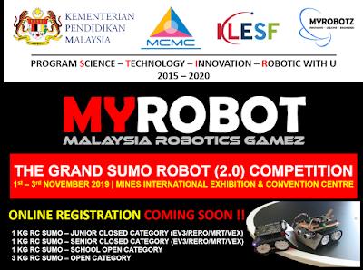 Malaysia Robotics Gamez