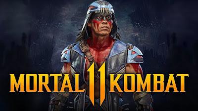 Mortal Kombat 11 Nightwolf, Mortal Kombat 11, Mortal Kombat 11 upcoming, mortal kombat games, nightwolf, MK 11 Nightwolf video, gaming,